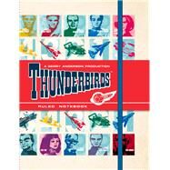 Thunderbirds Faces Notebook by Anderson, Gerry, 9781405275507