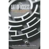 The Art of Access by Cuillier, David; Davis, Charles N.; Blanton, Tom, 9781604265507