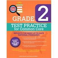 Barron's Core Focus Workbook Grade 2 Test Practice by Walsh, Maryrose; Brendel, Judith, 9781438005508