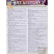 Art History 2 Study Guide by Howard T. Katz Mfa, 9781423215509