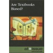 Are Textbooks Biased?