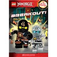 Breakout (LEGO Ninjago: Chapter Book) by West, Tracey, 9780545825511