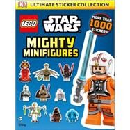Ultimate Sticker Collection: LEGO Star Wars: Mighty Minifigures by DK Publishing, 9781465435514