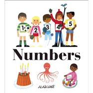 Numbers by Grée, Alain, 9781908985514