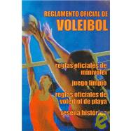 Reglamento oficial de Voleibol / Official Volleyball Regulation by , 9789685275514