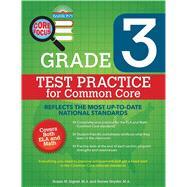 Barron's Core Focus Workbook Grade 3 Test Practice by Snyder, Renee; Signet, Susan Marie, 9781438005515