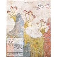 Gardner's Art Through The Ages: A Global History (Volume 1) Book Only by Kleiner, 9781305715516