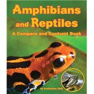 Amphibians and Reptiles by Hall, Katherine, 9781628555516