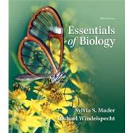Essentials of Biology by Mader, Sylvia; Windelspecht, Michael, 9780073525518
