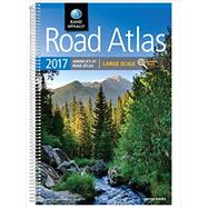 Rand Mcnally 2017 Road Atlas by Rand McNally and Company, 9780528015519