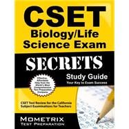 CSET Biology/Life Science Exam Secrets Study Guide : CSET Test Review for the California Subject Examinations for Teachers by Cset Exam Secrets, 9781609715519