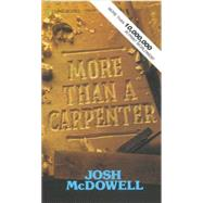 More Than a Carpenter at Biggerbooks.com