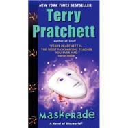 Maskerade by Pratchett, Terry, 9780062275523