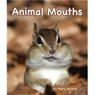 Animal Mouths by Holland, Mary, 9781628555523