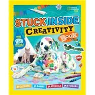 Stuck Inside Creativity Book by NATIONAL GEOGRAPHIC KIDS, 9781426325526