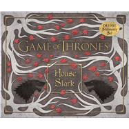 Game of Thrones: House Stark Deluxe Stationery Set by Editions, Insight, 9781608875528