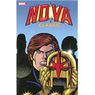 Nova Classic Volume 3 by Wolfman, Marv; Infantino, Carmine; Buscema, John; Pollard, Keith; Buscema, Sal, 9780785185529