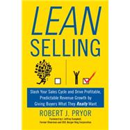 Lean Selling by Pryor, Robert J., 9781496955531