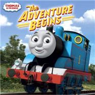 Thomas and Friends: The Adventure Begins (Thomas & Friends) by Random House, 9780553535532