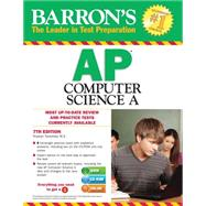 Barron's Ap Computer Science a by Teukolsky, Roselyn, 9781438075532