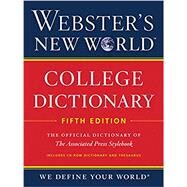 Webster's New World College Dictionary by Webster's New World College Dictionary, 9780544165533