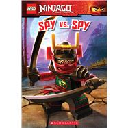 Spy vs. Spy (LEGO Ninjago: Reader) by Scholastic; Howard, Kate, 9780545825535