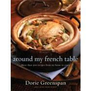Around My French Table by Greenspan, Dorie, 9780618875535