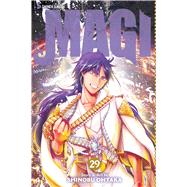 Magi the Labyrinth of Magic 29 by Ohtaka, Shinobu, 9781421595535