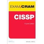 CISSP Exam Cram by Gregg, Michael, 9780789755537
