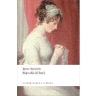 Mansfield Park by Jane Austen; Jane Stabler; James Kinsley, 9780199535538