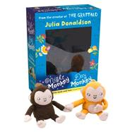 Night Monkey, Day Monkey by Donaldson, Julia; Richards, Lucy, 9781405275538
