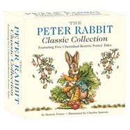 The Peter Rabbit Classic Collection A Board Book Box Set by Potter, Beatrix; Santore, Charles, 9781604335538