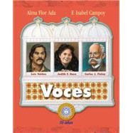 Voces/ Voices by Ada, Alma Flor; Hernandez, Isaac; Rodriguez, Beatriz, 9781631135538