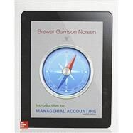 Introduction to Managerial Accounting with Connect by Brewer, Peter, 9781259675539