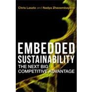 Embedded Sustainability by Laszlo, Chris; Zhexembayeva, Nadya, 9780804775540