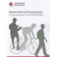 Responding to Emergency: American Red Cross (Item # 656138) by AMERICAN RED CROSS, 9781584805540