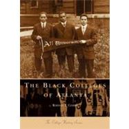 Black Colleges of Atlanta by Cohen, Rodney T., 9780738505541