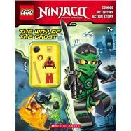 The Way of the Ghost (LEGO Ninjago: Activity Book with Minifigure) by Unknown, 9780545825542
