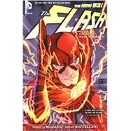 The Flash Vol. 1: Move Forward (The New 52) by MANAPUL, FRANCISBUCCELLATO, BRIAN, 9781401235543