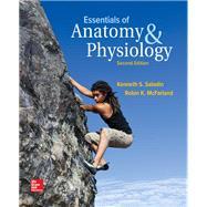 Essentials of Anatomy & Physiology by Saladin, Kenneth; McFarland, Robin, 9780072965544