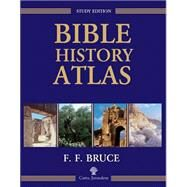 Bible History Atlas by Bruce, F. F., 9789652205544