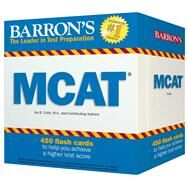 Barron's Mcat by Cutts, Jay B., 9781438075549