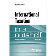International Taxation in a Nutshell by Doernberg, Richard, 9781628105551