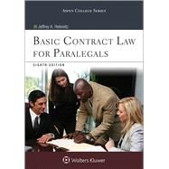 Basic Contract Law for Paralegals, Eighth Edition by Helewitz, Jeffrey A., 9781454855552