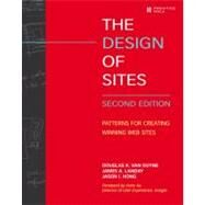 Design of Sites, The: Patterns for Creating Winning Web Sites by van Duyne, Douglas K.; Landay, James A.; Hong, Jason I., 9780131345553