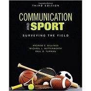 Communication and Sport by Billings, Andrew C.; Butterworth, Michael L.; Turman, Paul D., 9781506315553