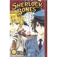 Sherlock Bones 6 by ANDO, YUMA, 9781612625553