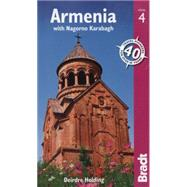 Armenia, 4th with Nagorno Karabagh by Holding, Deirdre, 9781841625553