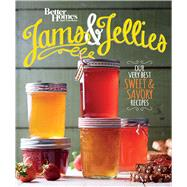Better Homes and Gardens Jams & Jellies by Better Homes and Gardens Books, 9780544715554