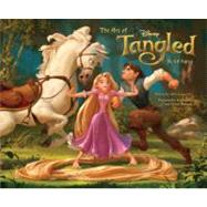 The Art of Tangled by Kurtti, Jeff, 9780811875554
